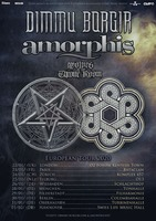 Europatour 2020: DIMMU BORGIR, AMORPHIS, WOLVES IN THE THRONE ROOM