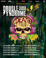 DOUBLE CRUSH SYNDROME: Neues Album und Tour angekündigt!