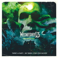 WEDNESDAY 13 zeigt Visualizer für 'Bring Your Own Blood'!