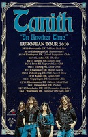 TANITH: Tour im Herbst!