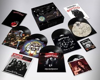 MOTÖRHEAD: Die ersten Veröffentlichungen der Deluxe-Boxen erscheinen am 25.10.2019!