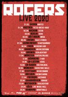ROGERS Tourdaten