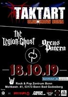 TaktArt Clubshow: Metal im RPZ Bonn