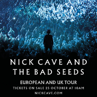 NICK CAVE & THE BAD SEEDS: Europatour für 2020 angekündigt