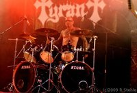 TYRANT (US) - ex-Schlagzeuger Rob Roy ist verstorben