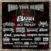 BANG YOUR HEAD!!!: Tagesverteilung der bisher bestätigten Acts bekanntgegeben