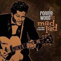 RONNIE WOOD gedenkt der Anfangszeiten des Rock and Roll