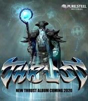 THRUST - Pure Steel Records kündigt neues Album an