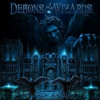 DEMONS & WIZARDS: Drittes Album im Februar