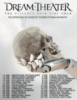 DREAM THEATER hat ein neues Video, Tourdaten