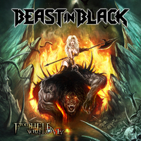 BEAST IN BLACK mit Live-Video