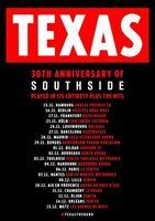 TEXAS: Konzerte für 2020 bestätigt