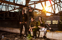THE HELLFREAKS: Neues Video jetzt, Album im Februar