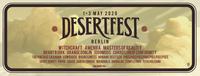 DESERTFEST 2020: Bestätigung weiterer Bands