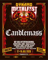 CANDLEMASS spielt auf dem DYNAMO METALFEST, Bay Area Special