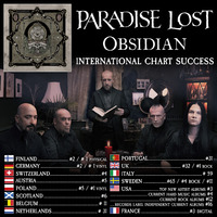 PARADISE LOST in den Charts