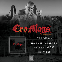 CRO-MAGS ist in den Charts
