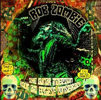 ROB ZOMBIE zeigt neue Single 'The Eternal Struggles Of The Howling Man'!