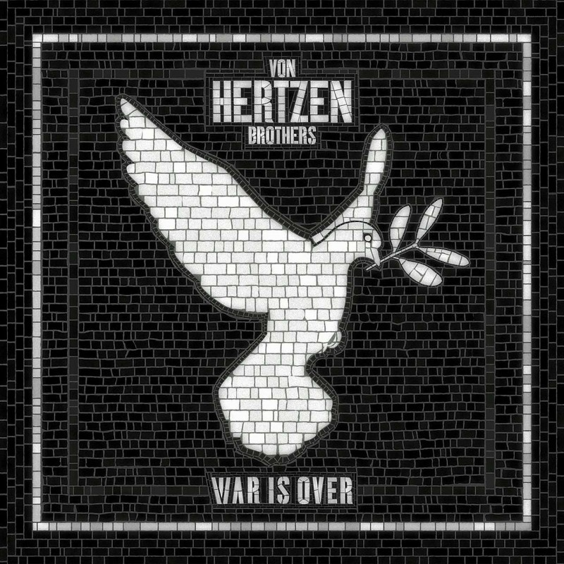 von hertzen brothers war is over cover