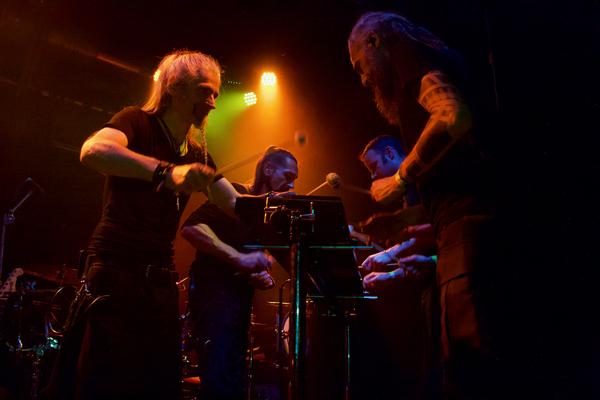 LAZULI - Nine Hands Around Marimba