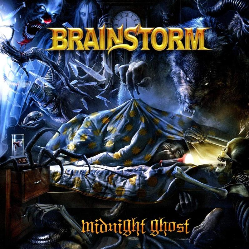 brainstorm midnight ghost
